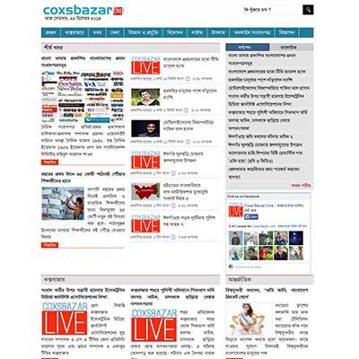 Cox's Bazar Live